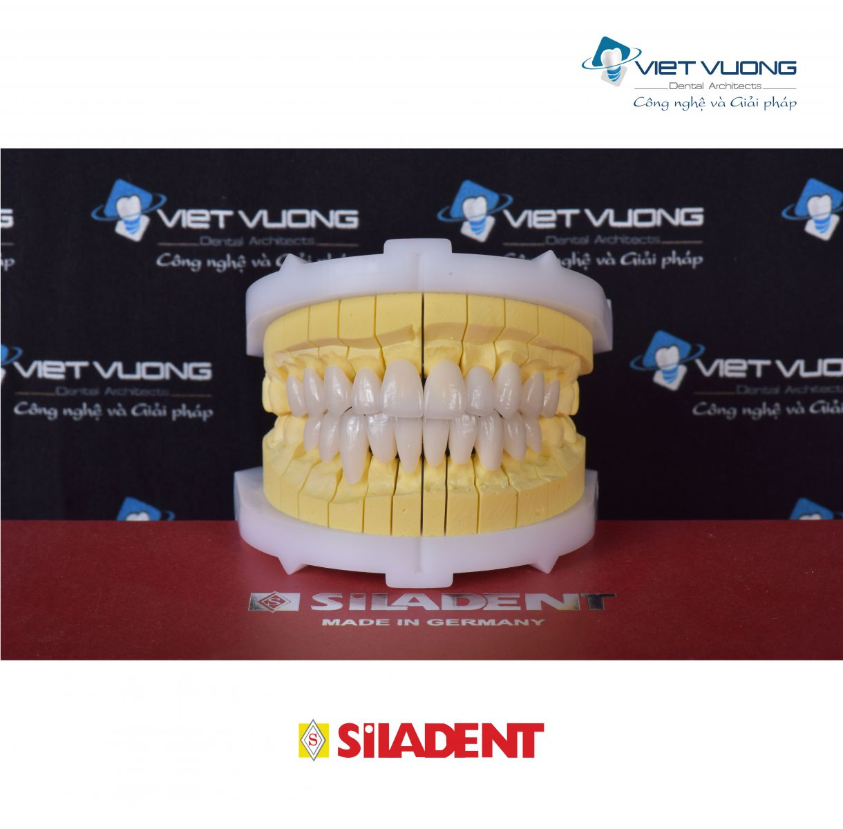 Răng sứ Zirconia – CAD/CAM SILADENT